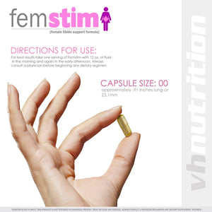 Femstim | Female Libido Enhancer | Sexual Enhancement for Women to Boost Sex Drive
