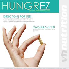 Load image into Gallery viewer, HungrEZ | Appetite Stimulant for Men and Women | Natural Weight Gain Pills