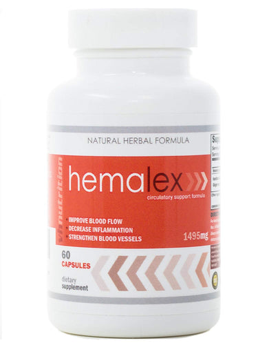Hemalex | Blood Circulation Supplement Pills