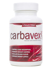 Load image into Gallery viewer, CarbaVex Carb Blocker and Intercept Aid | Carbohydrate and Fat Blocker