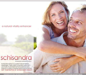 Schisandra | 700 mg Capsules | 16% Wu Wei Zi | 30 Day Supply