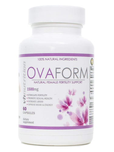OvaForm | Female Fertility Booster Supplement