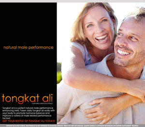 Male Enhancing Pills | Libido Booster for Men | Sex Drive Enhancement Supplement | Tonkat Ali | VH Nutrition