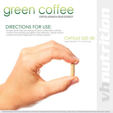 Load image into Gallery viewer, Green Coffee | 1400 mg Extract | 50% Chlorogenic Acid | 30 Day Supply for Weight Loss