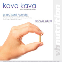 Load image into Gallery viewer, Kava Kava | 700mg Capsules | Piper Methysticum Extract
