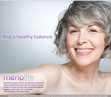 Load image into Gallery viewer, MenoLite Womens Menopause Supplement | Female Hormone Balance Relief