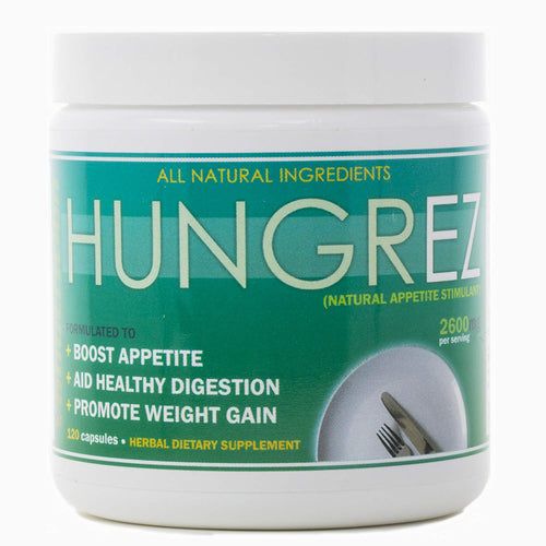 HungrEZ | Appetite Stimulant for Men and Women | Natural Weight Gain Pills