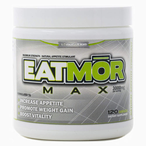 EatmorMAX Appetite Stimulant | Weight Gain Pills for Men & Women