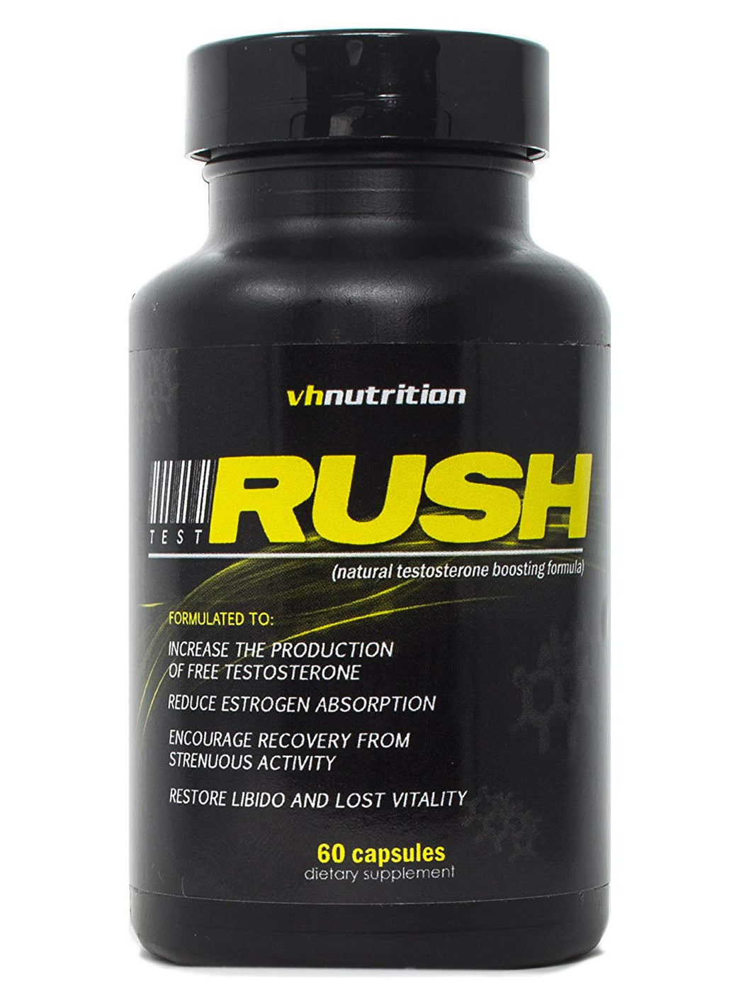 TestRush Testosterone Booster for Men