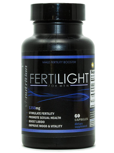 FertiLight for Men | Male Fertility Supplement