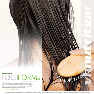 Folliform DHT Blocker for Men and Women | Natural Hair Regrowth Treatment
