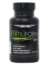 Load image into Gallery viewer, FertiliForm Male Fertility Supplement | Natural Blend of Vitamins and Supplements in Pills