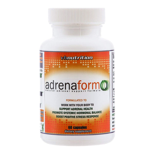 AdrenaForm Adrenal Fatigue Support Supplement