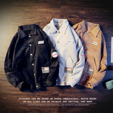 Men's Fashion Jacket