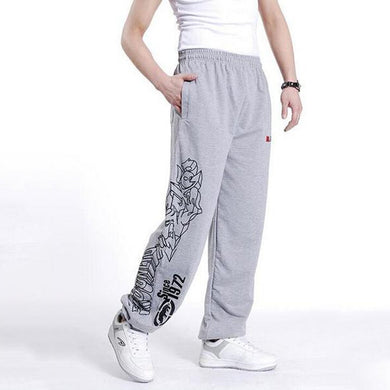 Hiphop Loose Casual Trousers