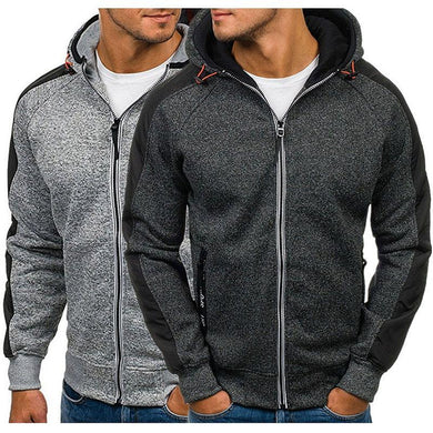 Trend Youth Men's Hooded Sweater