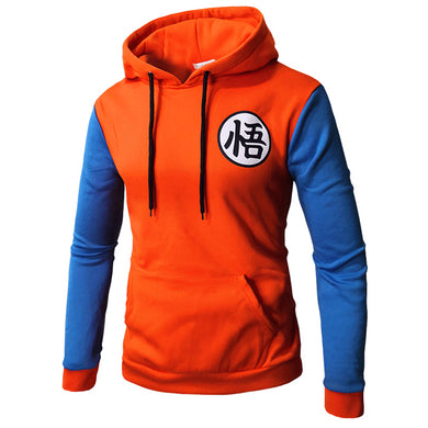New Goku Series Casual Hoodies