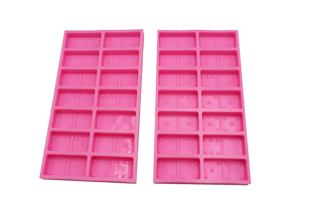 Mold: Double-6 Dominoes Silicone Mold