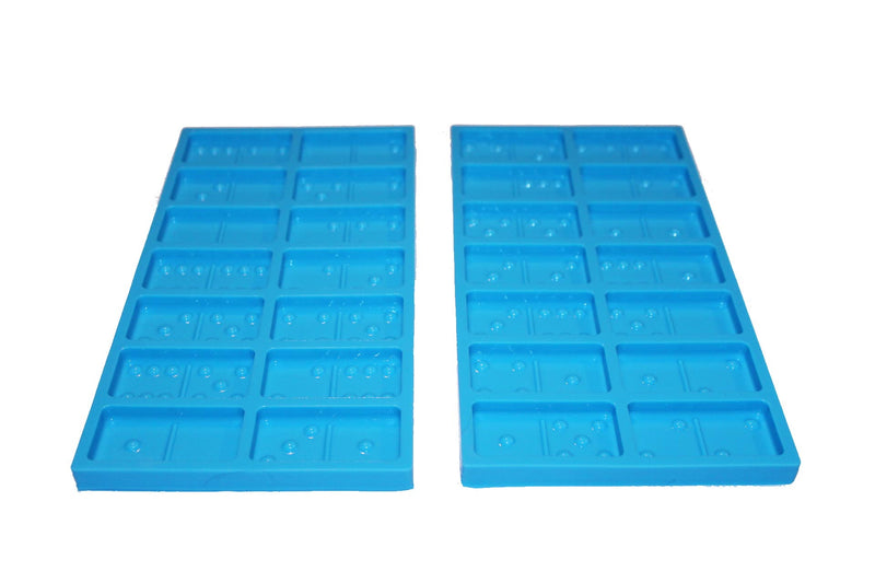 Double-6 Dominoes Silicone Mold