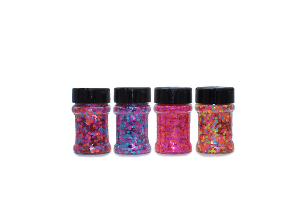 Glitter Package 3: Dot Fun!
