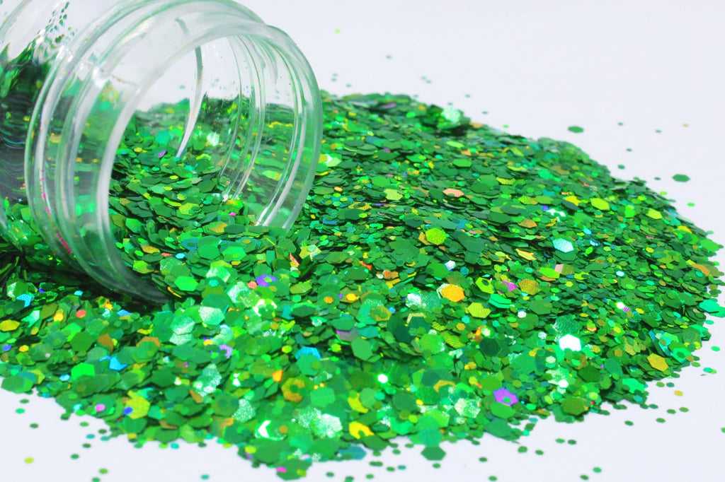 Chunky Holographic Luck O' The Irish