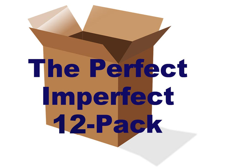 The IMPERFECT 12-Pack - 30oz Tall Texans
