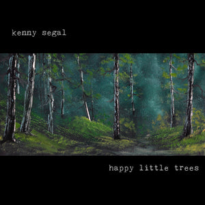 Kenny Segal - happy little trees