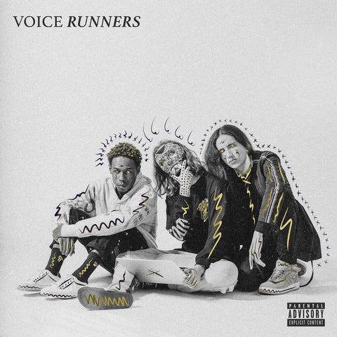 Voice Runners (Xiuhtezcatl & Tru) - Voice Runners