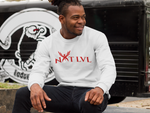 "Men's Limited Edition ""Crimson Unboxed ""Long Sleeve T-Shirt"