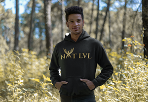 Men's Unboxed Logo Hooded Sweatshirt