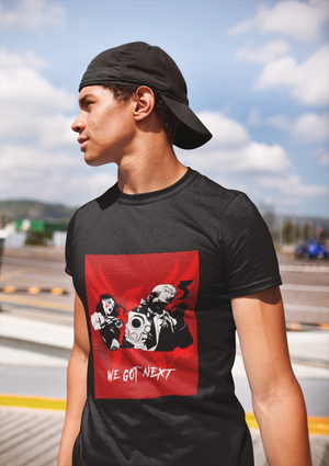 "Unisex Limited Edition ""Crimson We Got Next"" Short-Sleeve  T-Shirt"