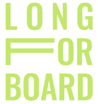 LONG FOR BOARD clothes for skateboarding & longboarding. For girls and women.