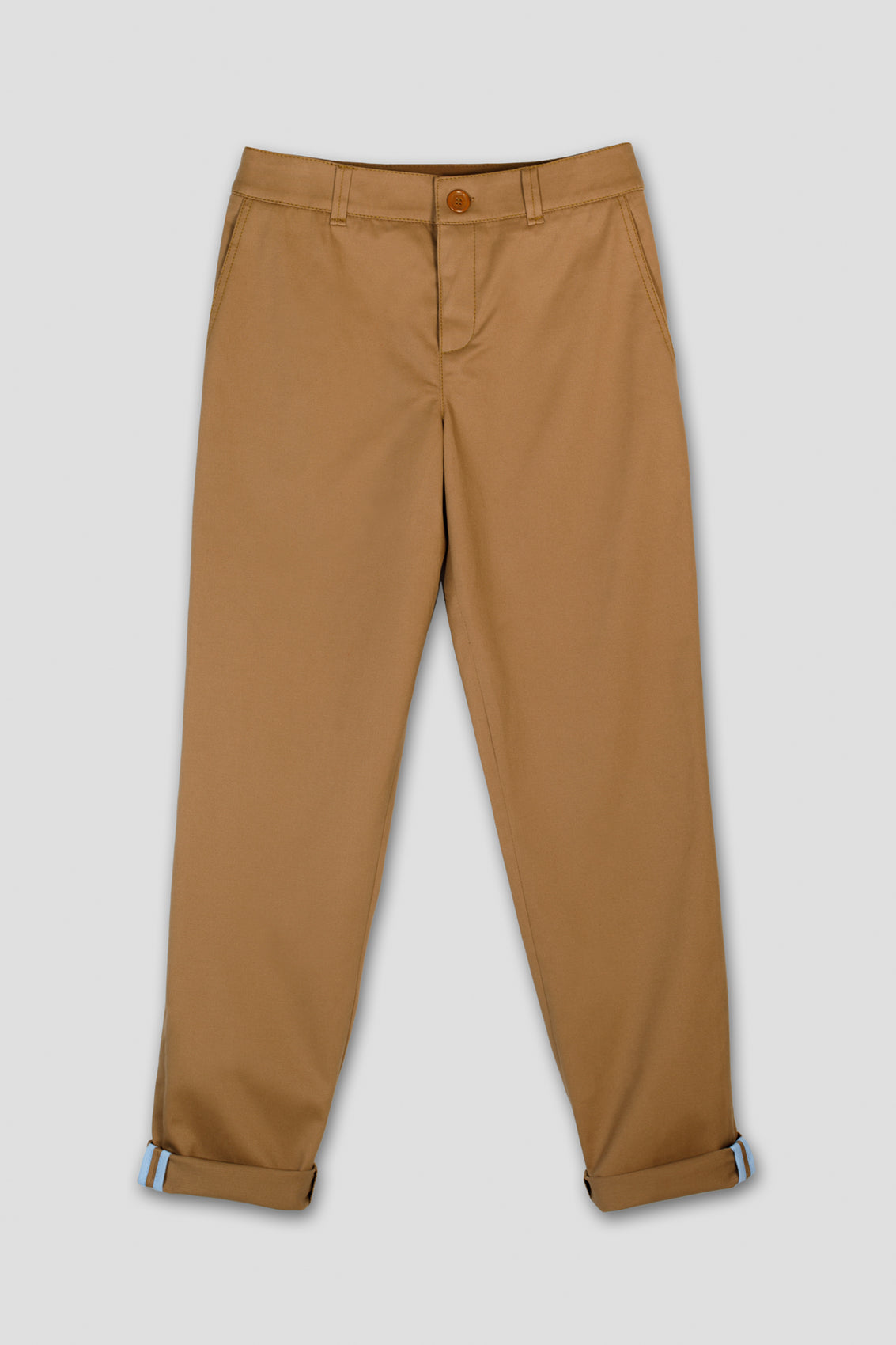 OPRAH Brown Women's Trousers