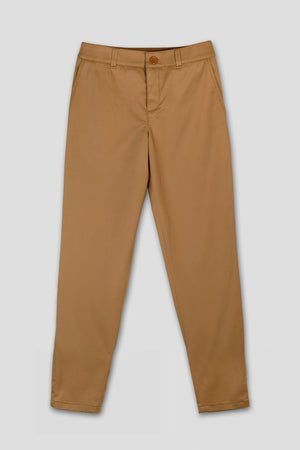 OPRAH Brown Women's Skater Trousers