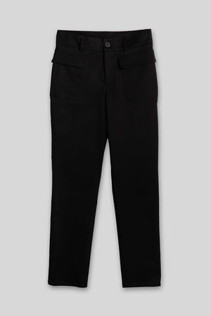 DIANA Black Women's Skater Trousers