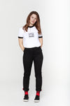 DIANA Black Women's Trousers