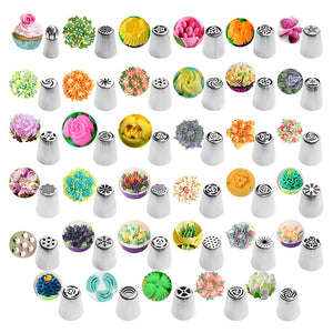 Russian Piping Tips 35pc/set