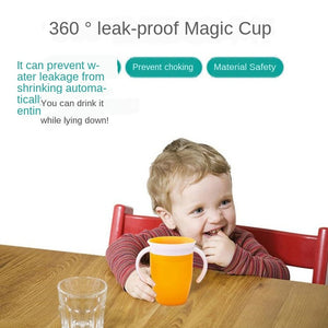 The 24 Magic LeakProof Learning Cup