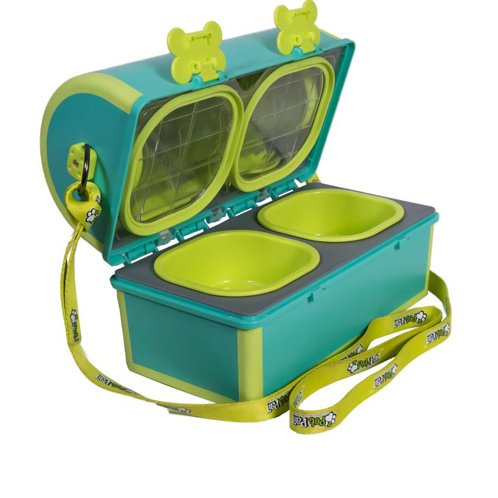 My Pet Pail™ All in 1 Travel Lunch Box