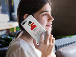 Hope Will Never Be Silent Design for iPhone Case - Hobbies Finder