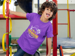 Short sleeve kids t-shirt - Hobbies Finder
