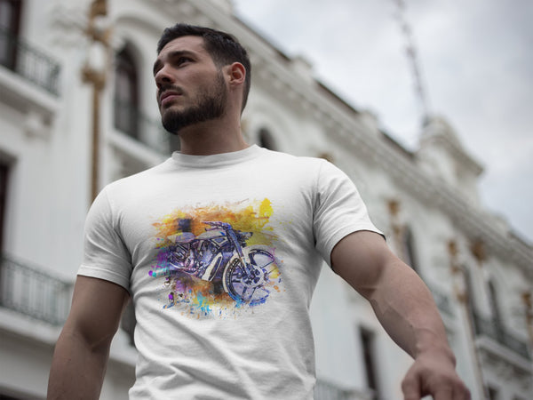 NEW Special Design for Night Rod Lovers Short-Sleeve T-Shirt for Men! - Hobbies Finder