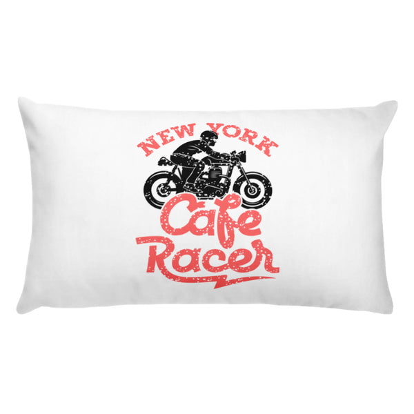 New York Riders Design Basic Pillow