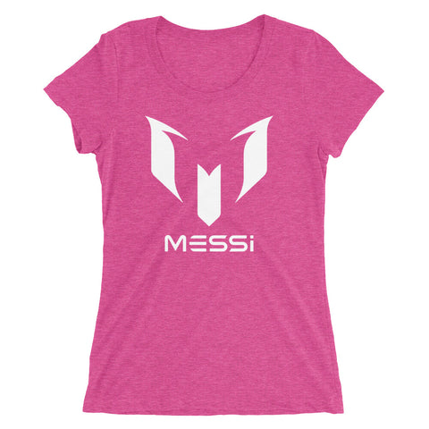 Best Player in the World Lionel Messi Ladies' short sleeve t-shirt - Hobbies Finder