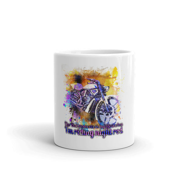 New Design for Night Rod Lovers Mug - Hobbies Finder