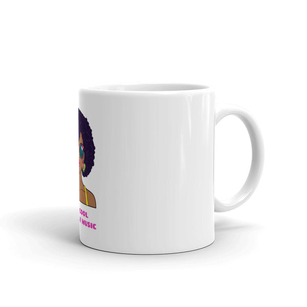 Be Cool and Play Music Mug - Hobbies Finder