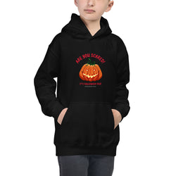 Halloween Day design for Kids Hoodie - Hobbies Finder
