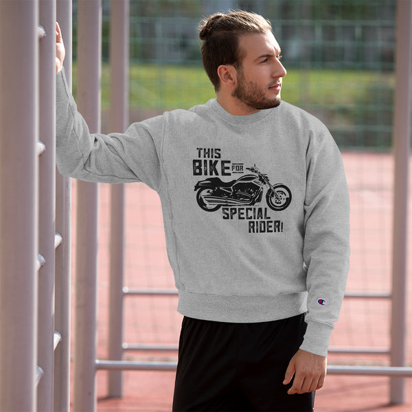 NEW Special Design for Night Rod Riders Champion Sweatshirts