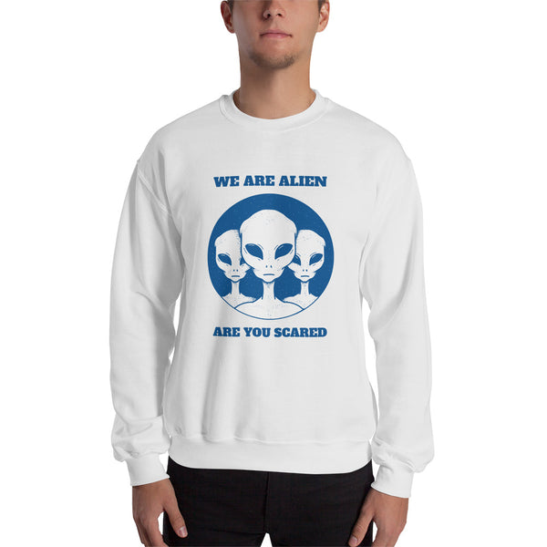 2019 New Aliens Design Sweatshirt for Men's! - Hobbies Finder