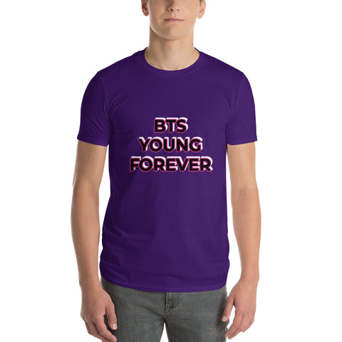 BTS YOUNG FOREVER Short-Sleeve T-Shirt